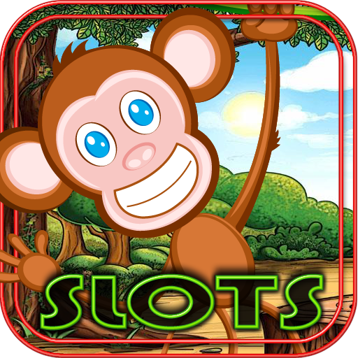 Slots Monkey Wild Jungle Free Casino Slot Machine: Amazon.es ...