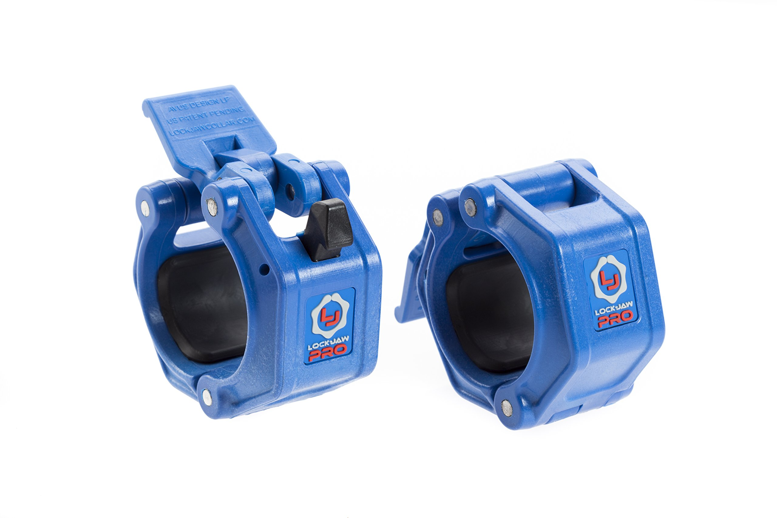 Lock-Jaw PRO 2 Barbell Collar (2'' / 50mm) (Blue)