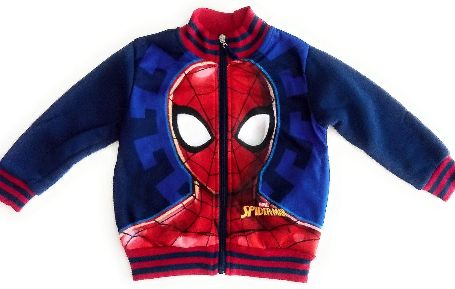 Chandal Spiderman Marvel Azul Marino: Amazon.es: Ropa y accesorios