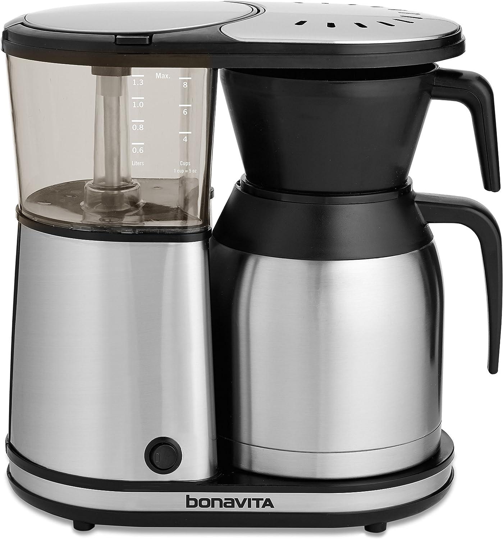 5. Bonavita BV 1900 TS, best reliable coffee maker