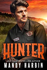 Hunter: A Best Friend's Brother Bad Boy Mercenary Romance (The Bang Shift Book 2) Kindle Edition