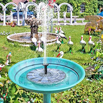 How Does a Fountain Pump Work?