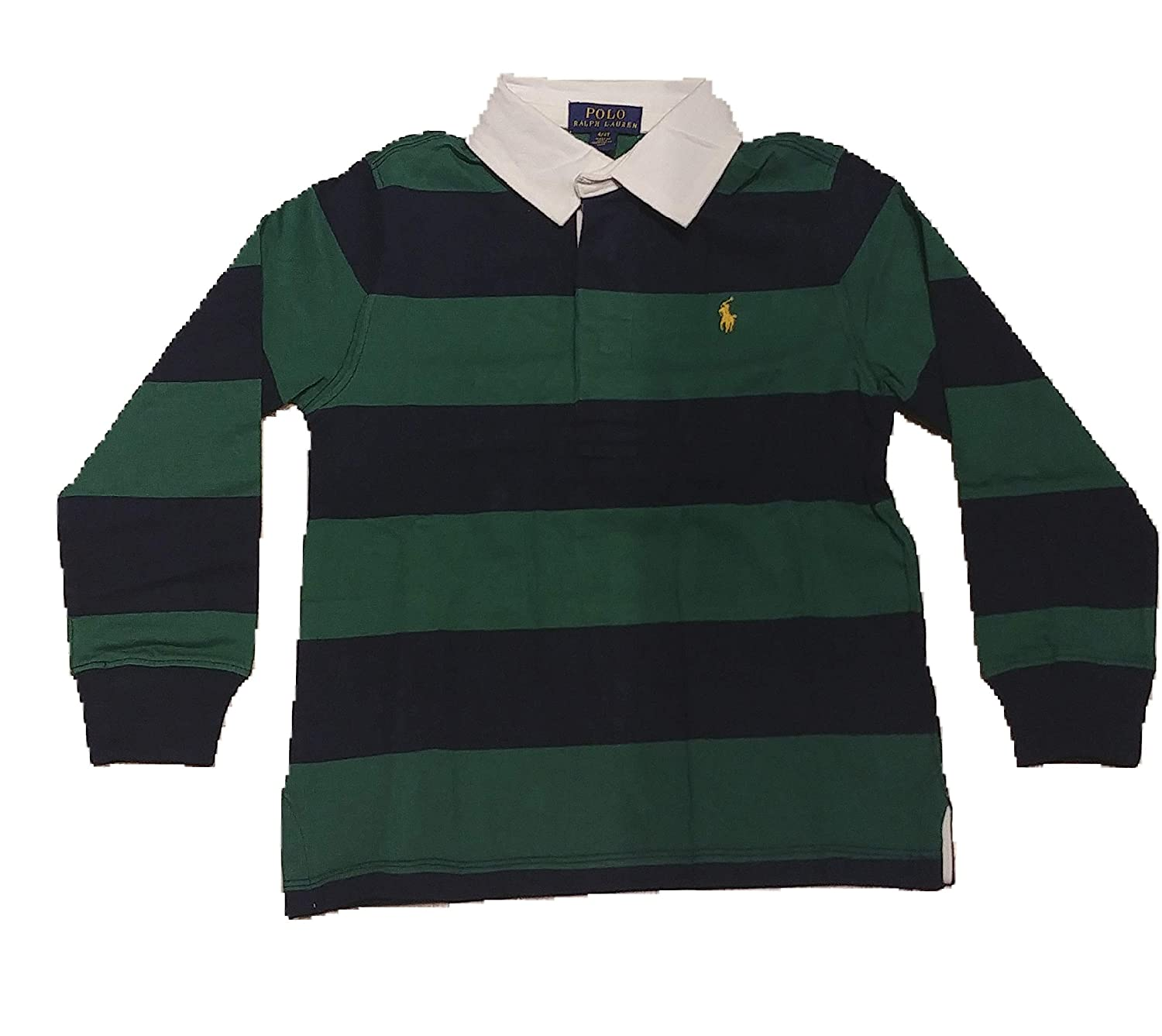 Polo Ralph Lauren - LS Rugby TP KNT - Polo Manga Larga MIÑO (4 ...