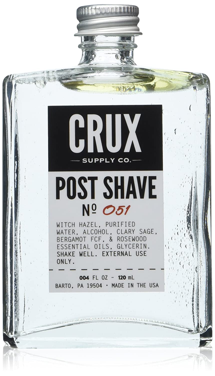 CRUX Supply Co. - All Natural Post Shave Tonic (4 oz/120 ml)