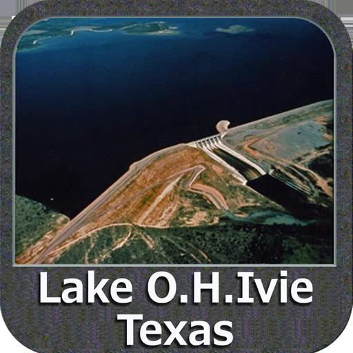 Lake OH Ivie - Texas GPS Map Navigator: Amazon.es: Appstore para ...