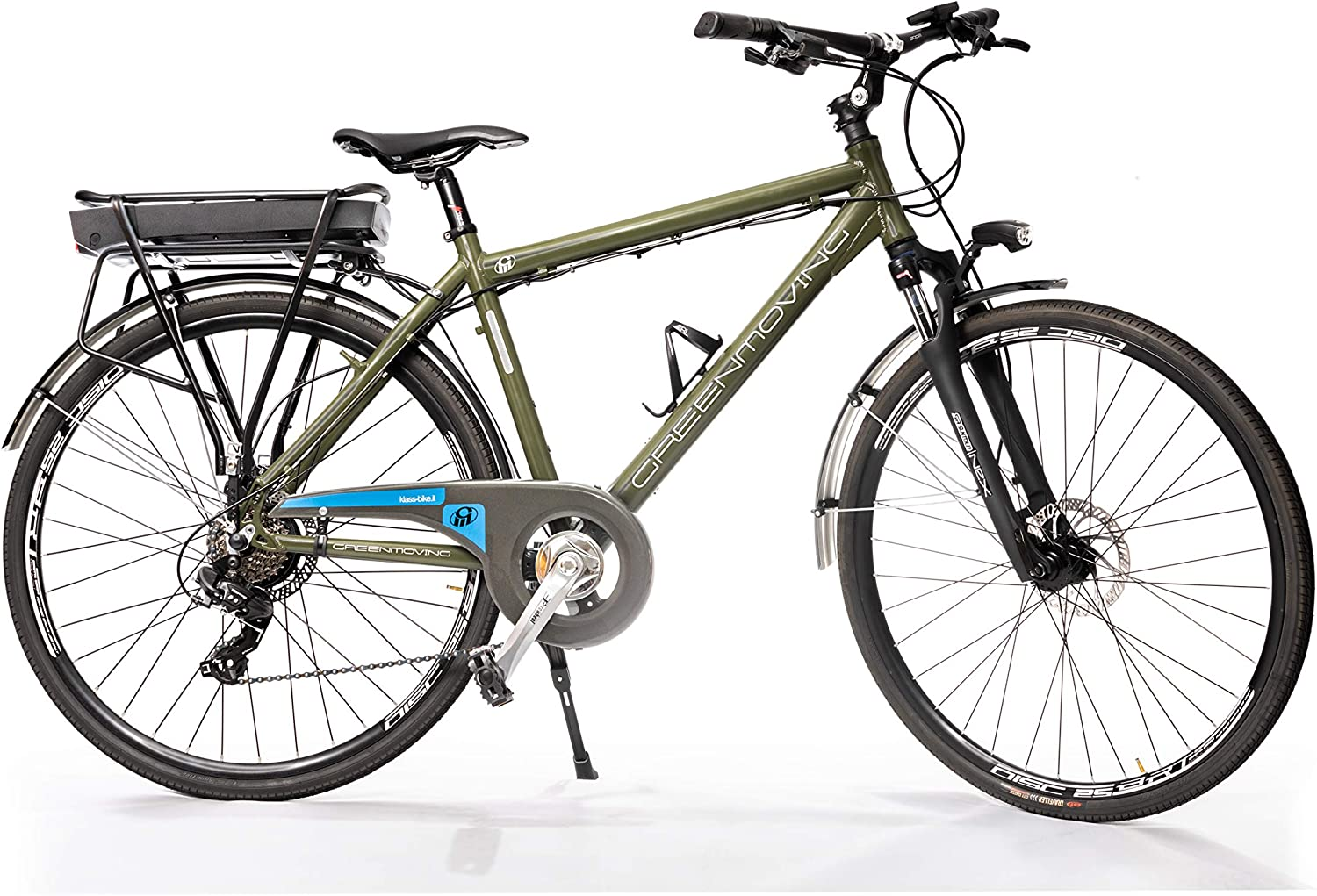 Green Moving E-Trek: Amazon.es: Deportes y aire libre