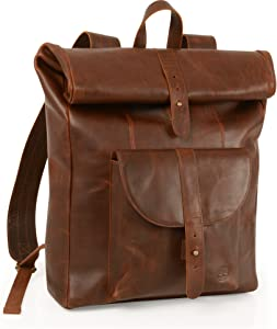 Timberland Calexico Roll Top Backpack, Glazed Ginger