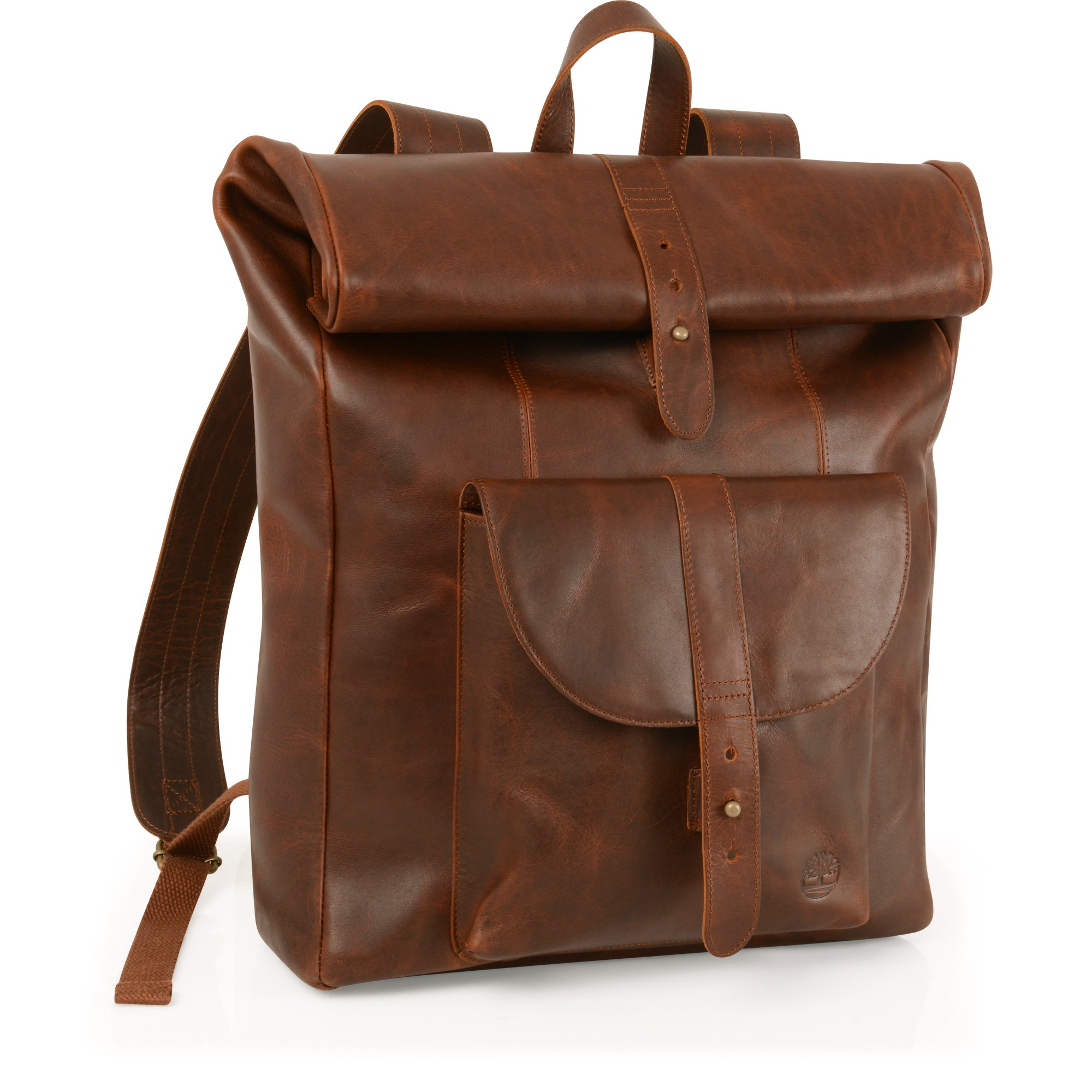 Timberland Calexico Roll Top Backpack, Glazed Ginger, One Size