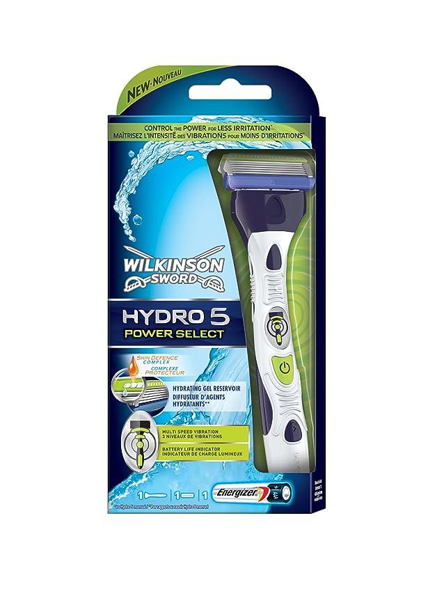 1 opinioni per Wilkinson Sword- Rasoio Hydro 5 Power Select