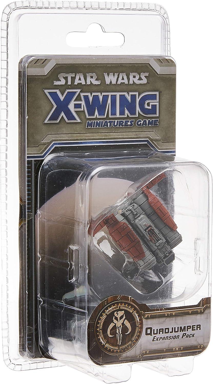 Fantasy Flight Games ffgswx61 Quad Jumper Expansion Pack Star Wars ...