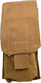 product image for Eagle Industries Good M4 AR15 Single Double 2X Mag Pouch Khaki 5KH MARSOC SOCOM