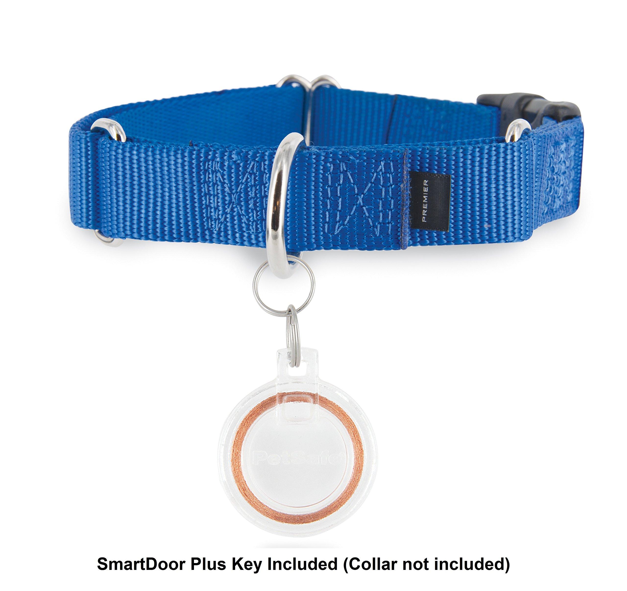 PetSafe SmartDoor Plus Pet Door, Selective Entry/Exit with Programmable Timer