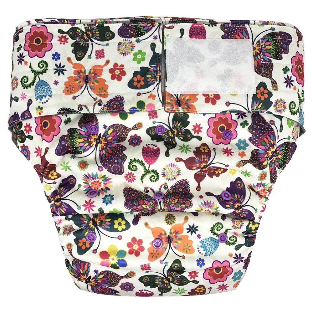 Amazon.com: Ecoable Pañal de tela de incontinencia para ...