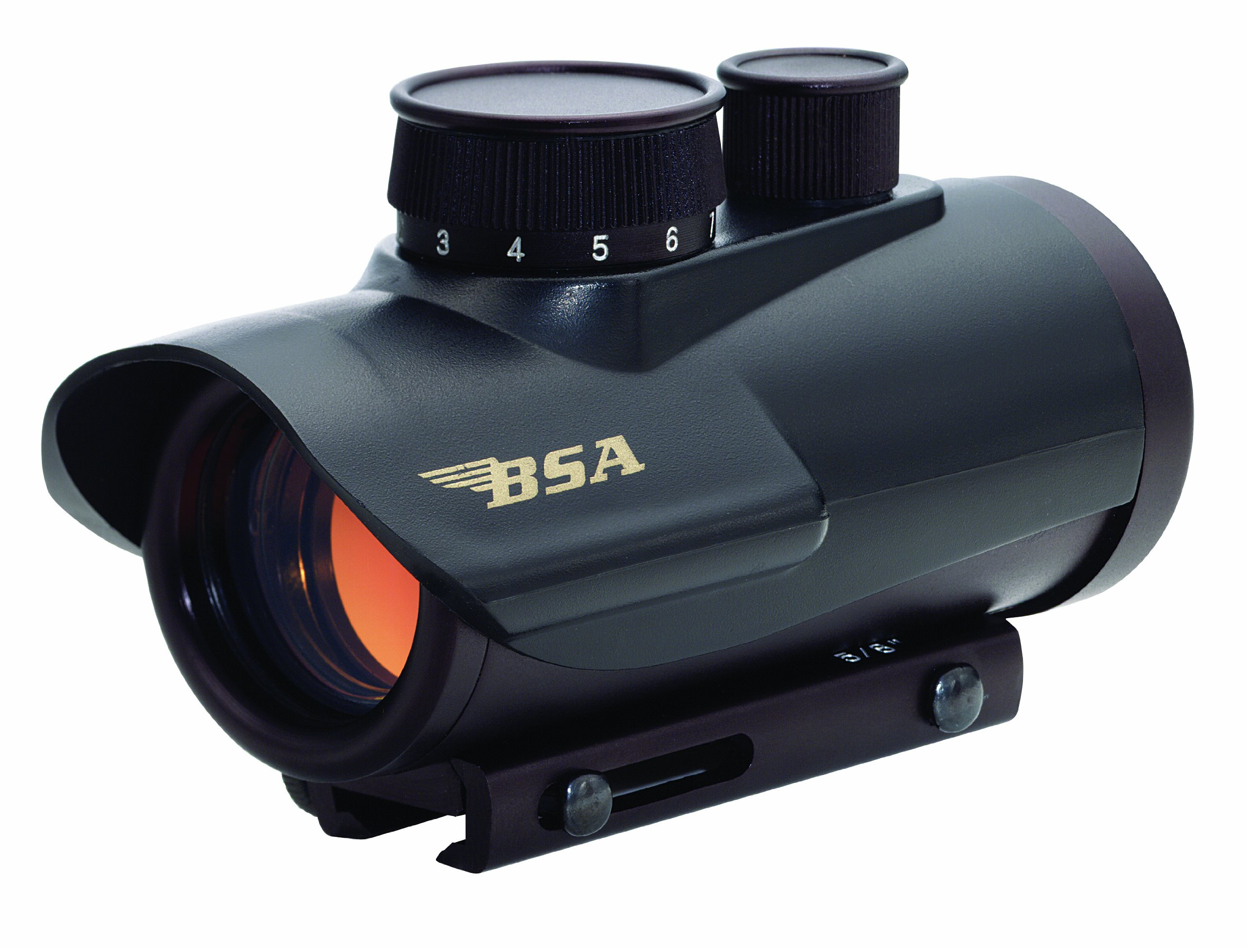 BSA 30mm Red Dot Scope with 5 MOA by BSA
