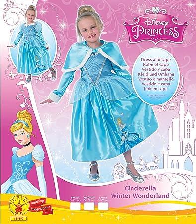 471526aaa75a Amazon.com: Disney Princess Cinderella Winter Wonderland Costume: Home  Improvement