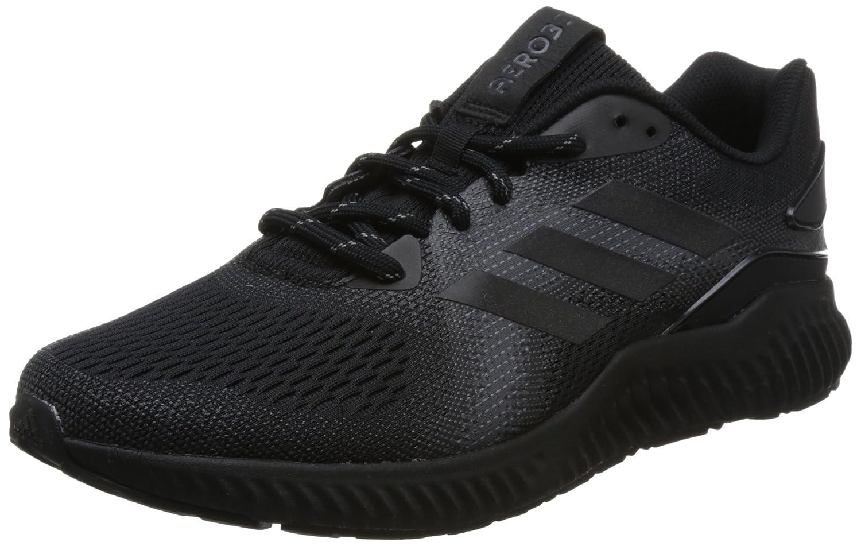 Adidas Aerobounce St M, Zapatillas de Trail Running para Hombre 50 2/3 EU|Negro (Negbas/Negbas/Carbon 000)