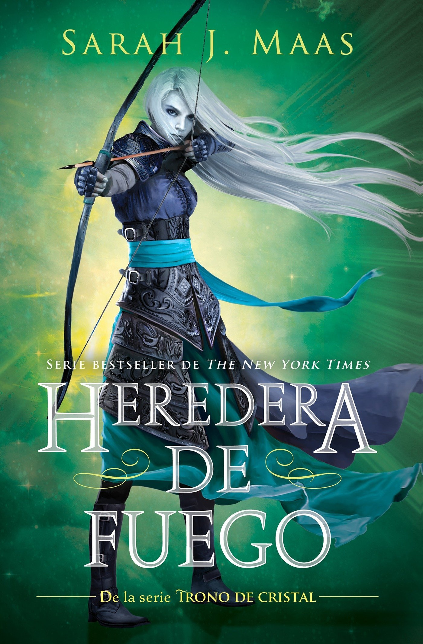 Amazon.com: Heredera del fuego / Heir of Fire (Trono de Cristal / Throne of Glass) (Spanish Edition) (9786073140683): Sarah J. Maas: Books