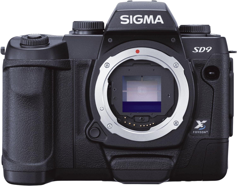 Sigma SD9 - Cámara Réflex Digital (Cuerpo): Amazon.es: Electrónica