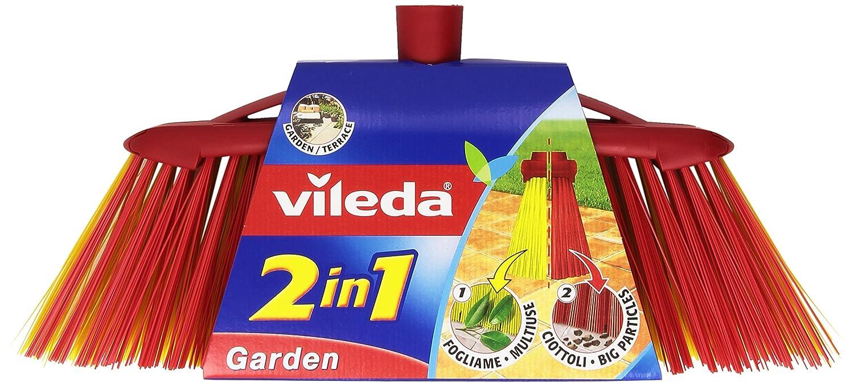 Vileda Garden - Cepillo 2 en 1 para exteriores: Amazon.es: Alimentación y bebidas
