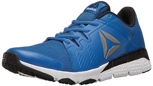 af2fab77140 Reebok Mens Trainflex Cross-Trainer Shoe