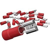 Terminales Auprotec de 0,5–6mm² parcialmente aislados, PVC, conectores