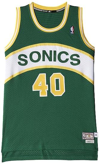 Camiseta de Sonics baloncesto adidas para para hombres Seattle hombres Sonics Retired: 12f5d0d - accademiadellescienzedellumbria.xyz