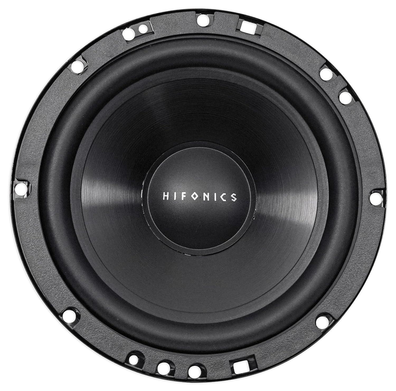 Hifonics Zs65c 65 400 Watt Component Car Audio Wiring Diagram Speakers Electronics