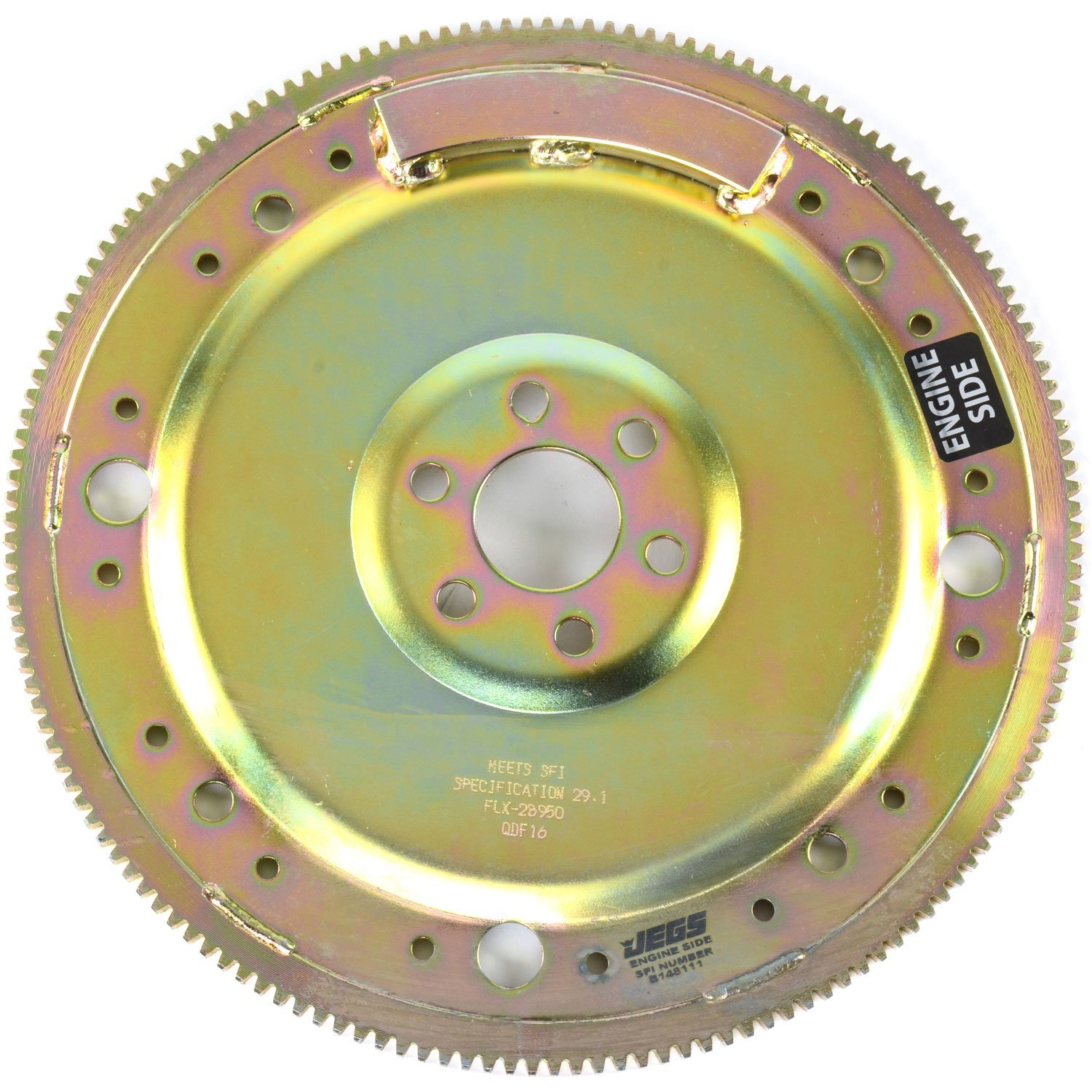 JEGS Performance Products 601092 Heavy-Duty SFI Flexplate 1983-1995 Small Block