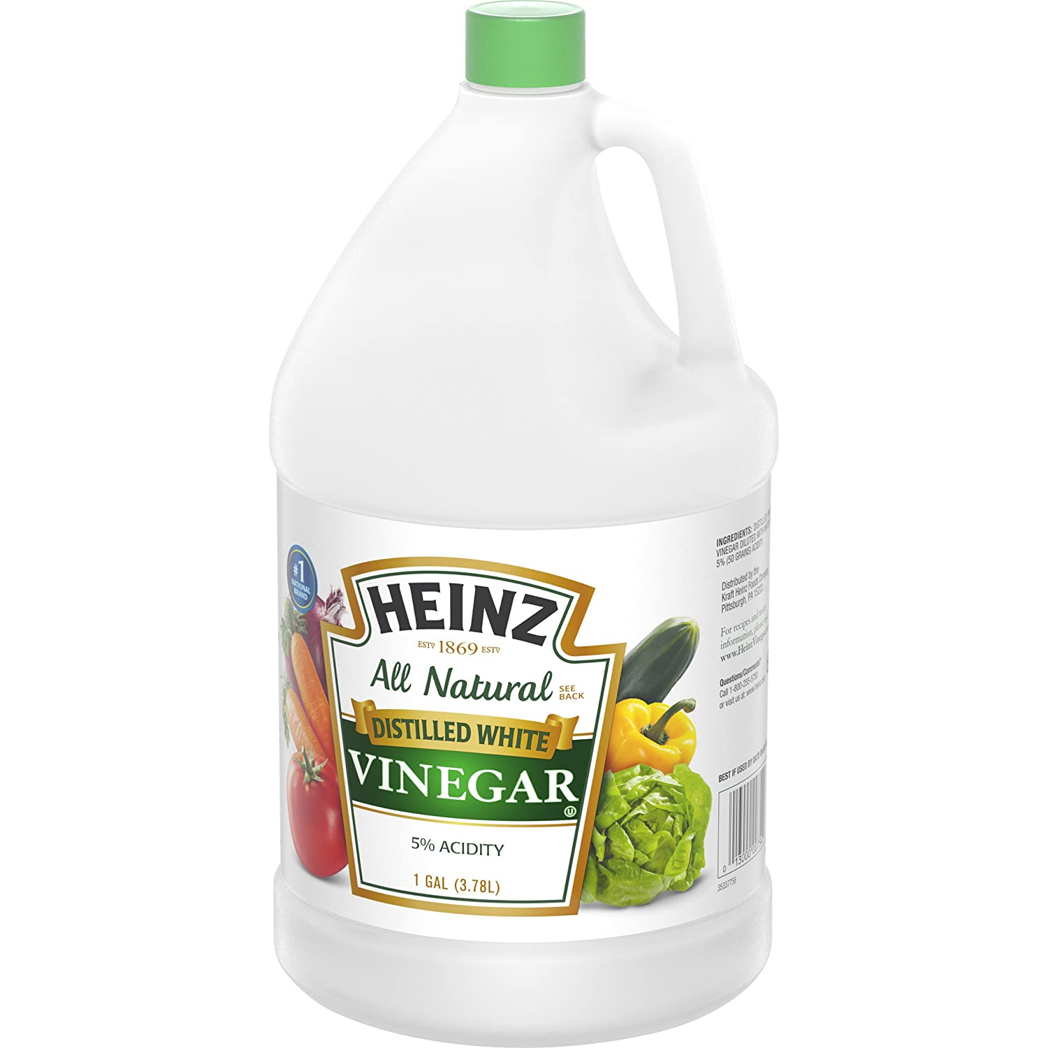 From what do ordinary vinegar