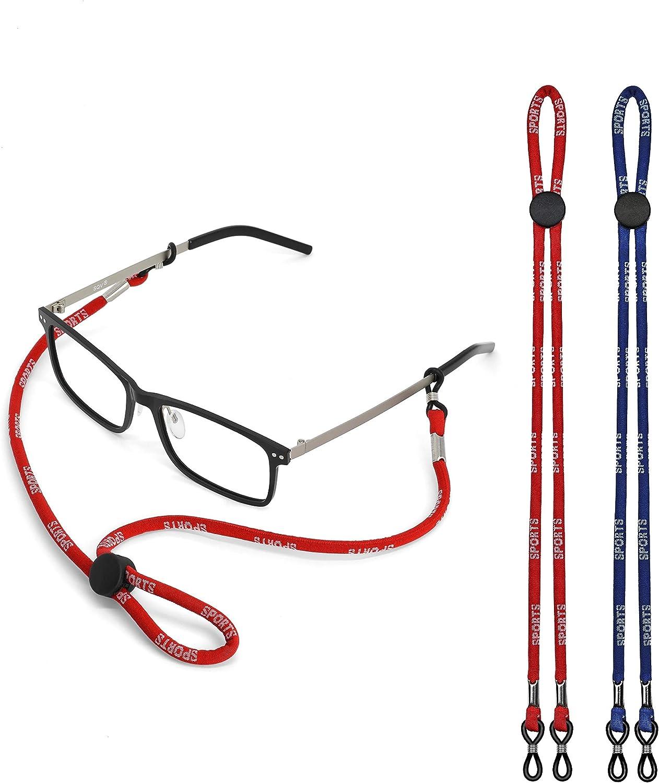 Sport Eyewear Lanyard Sunglasses Retainer Glasses Cord Strap Neck String MSE