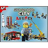 Clip: Lego Set Builds City - Artifex