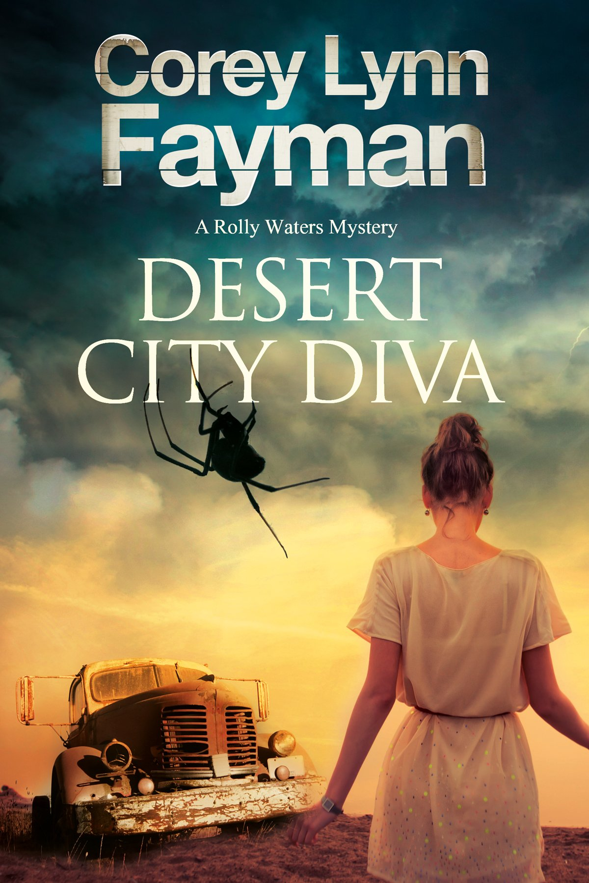 Download Desert City Diva: A noir P.I. mystery set in California (A Rolly Waters Mystery) pdf