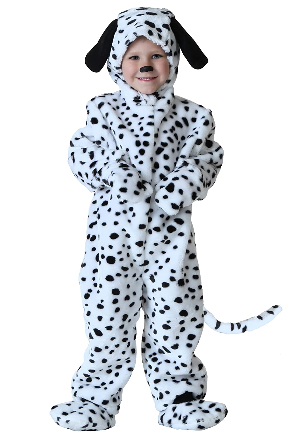 Doggy Little Boy's Spotted Dalmatian Pup Costume FUN Costumes