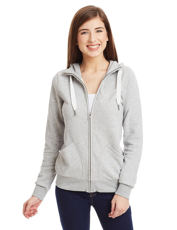 adidas Oberbekleidung Originals la Slim Full Zip Hoody Winterized Sudadera, Mujer