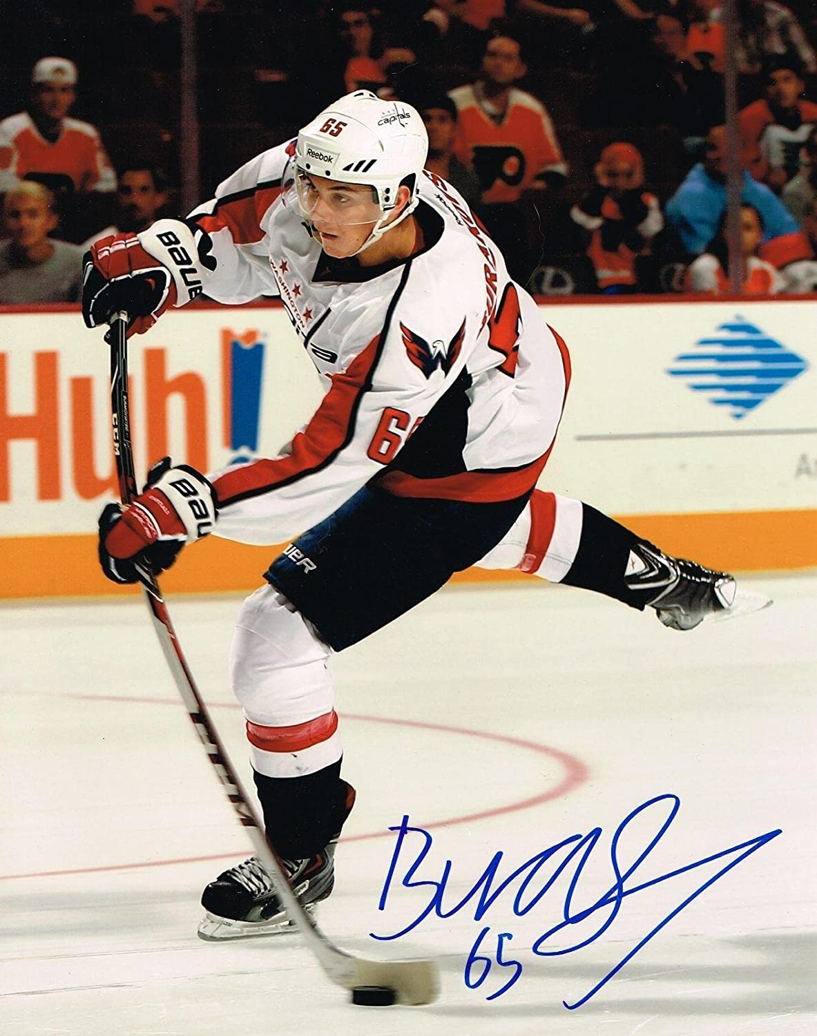 ANDRE BURAKOVSKY signed WASHINGTON CAPITALS 11x14 PHOTO w COA - Autographed  NHL Photos at Amazon s Sports Collectibles Store 7ddc2bdc438