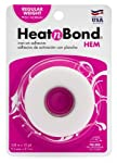 "HeatnBond Hem calcomanía para planchar, 3/8""x10 Yards, Regular .375 x 10 Yards, 1"