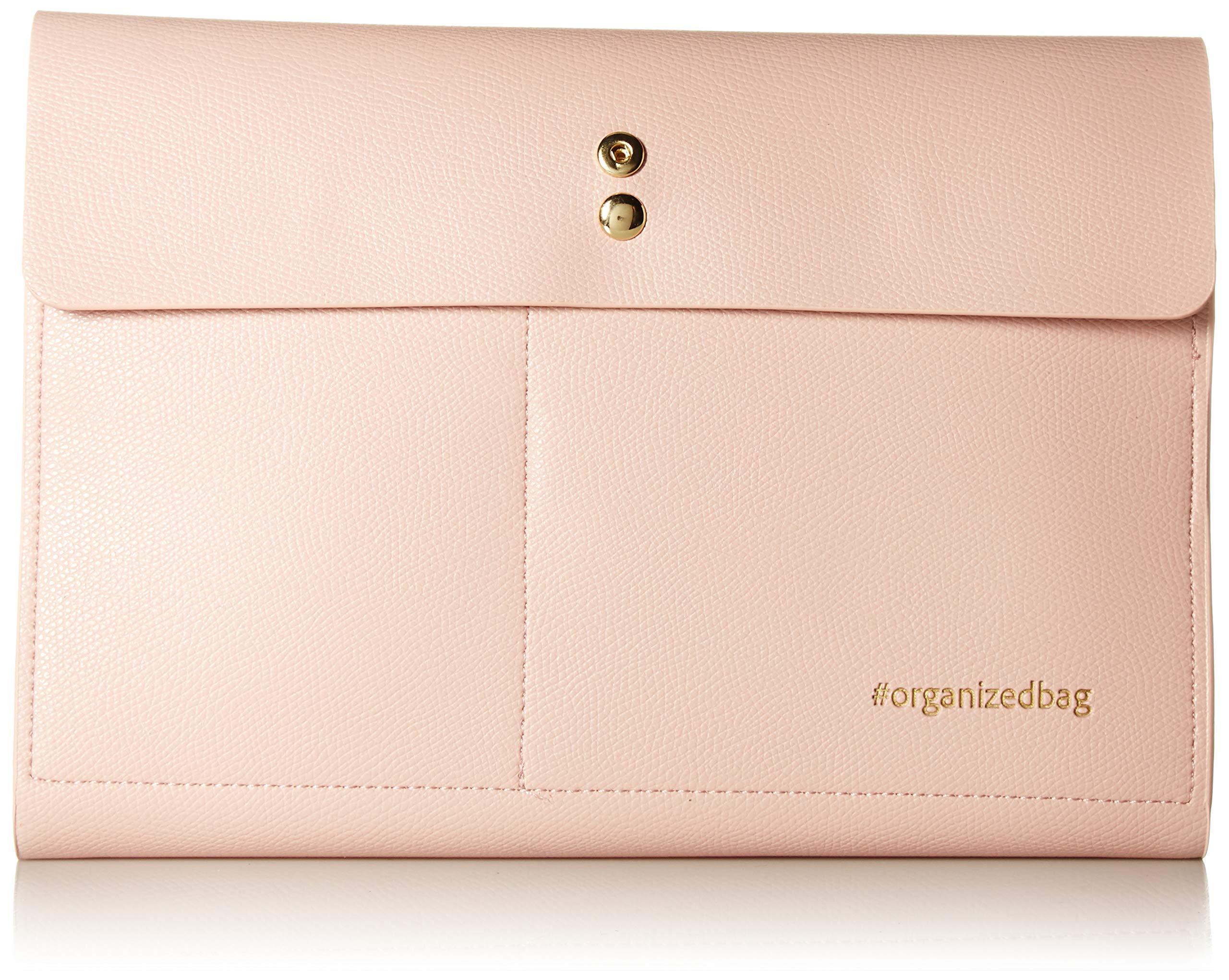 OrganizedBag Whitley Handbag Organizer, Pink