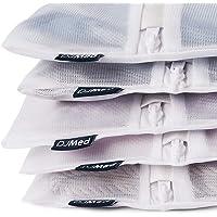 DJMed Laundry Wash Bags, Lingerie Washing Mesh Travel Wash Bag - Set of 6