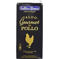 Gallina Blanca Gourmet Caldo de Pollo 100% Natural