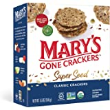 Mary's Gone Crackers Super Seed Classic Crackers, 5.5 oz