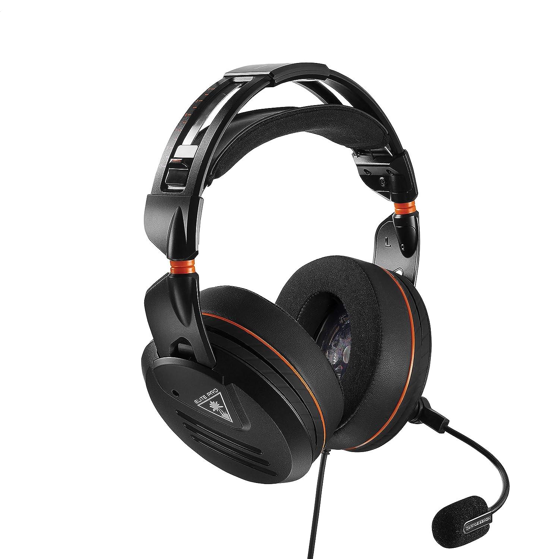 Auriculares de Juego Con Sonido Envolvente Professional Elite Pro de Turtle Beach - Edición para PC: playstation 4: Amazon.es: Videojuegos