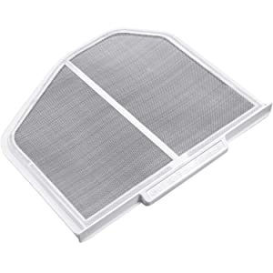 Jovitec Dryer Filter Replacement W10120998 Dryer Lint Screen Filter Replace for 1206293, 3390721, 8066170, 8572268, PS1491676, W10049370, W10178353, W10596627 Compatible with Kenmore, Sears, Roper