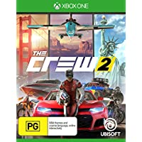 THE CREW 2 ANZ XBOX ONE