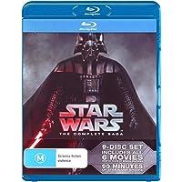 Star Wars Complete Saga (9 DISC) (Blu-ray)