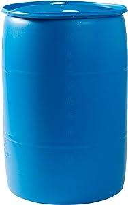 Augason Farms Water Storage Barrel 55-Gallon Drum