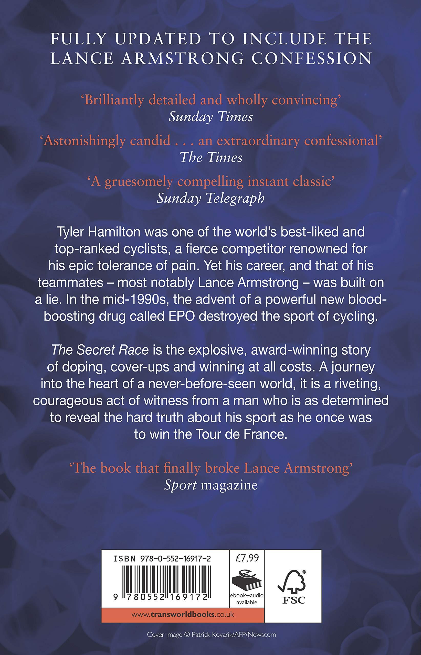 The Secret Race  Inside the Hidden World of the Tour de France  Doping 2fcd0e9b6