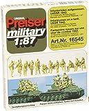 Preiser - Animal para modelismo ferroviario H0 escala 1:87 (PR16545)