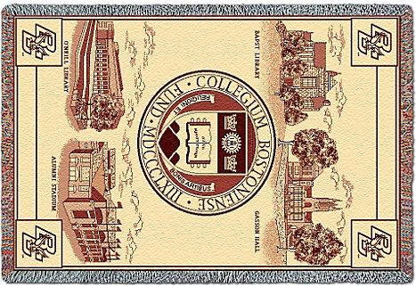 Boston College Afghan | Boston College