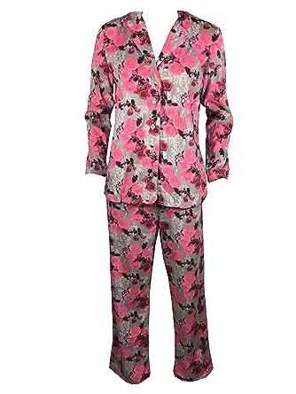 1f3704f5c0 MARKS   SPENCER Ladies Fluffy Fleece Full Pyjama Sets PJS Warm Gifts M S  Xmas (16