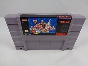 Fatal Fury 2 - Nintendo Super NES